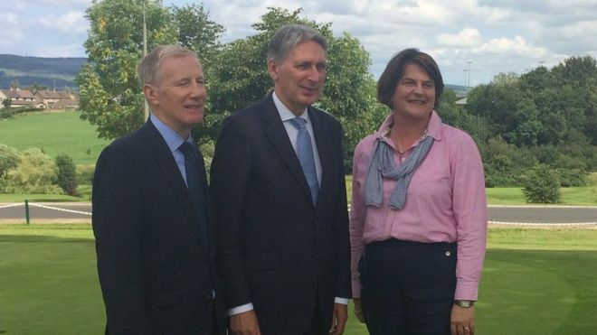 City Deal For Derry Submit Your Bid Says Hammond Bbc News