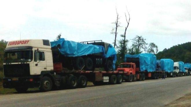 کامیون روسیه