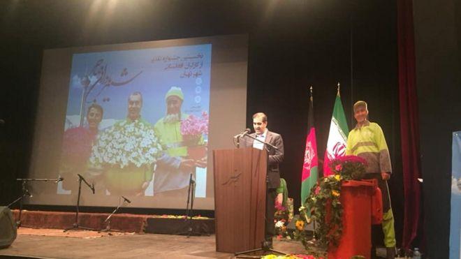 شهردار تهران: زیباییهای شهر را مدیون کارگران افغانستانی هستیم