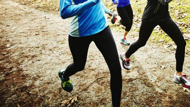 Sex story runner jogger