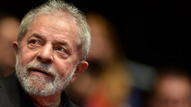 acb1fb304b61a Former Brazilian President Luiz Inácio Lula da Silva