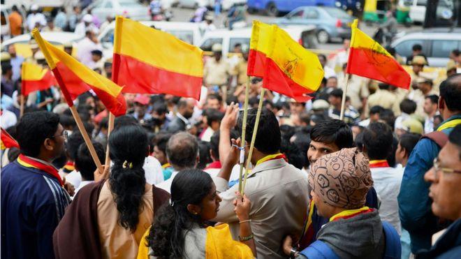 Why Does Indias Karnataka State Want Its Own Flag Bbc News