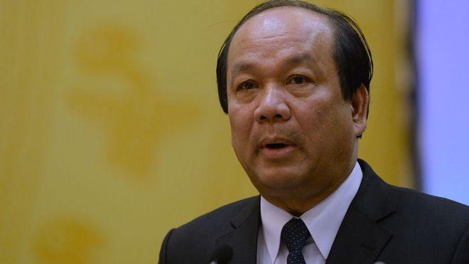 Bộ trưởng - Chủ nhiệm Văn phòng Chính phủ Mai Tiến Dũng
