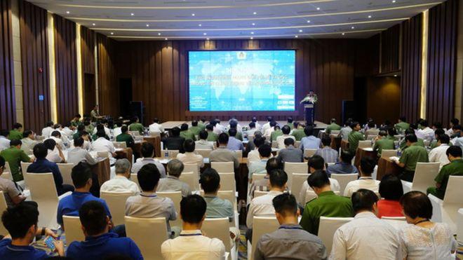 Hội thảo An ninh mạng 2017 ngày 25/8 tại thành phố Hạ Long, Quảng Ninh.