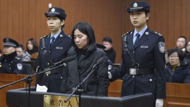 Çin'de kasıtlı ev yakıp anne ve 3 çocuğunun ölümüne neden olan dadı idam edildi