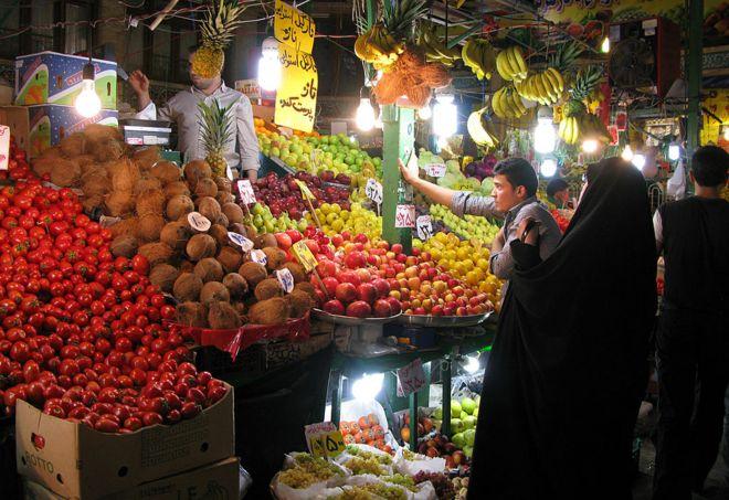 مرکز آمار ایران از افزایش نرخ تورم در فروردین ۱۳۹۸ خبر داد