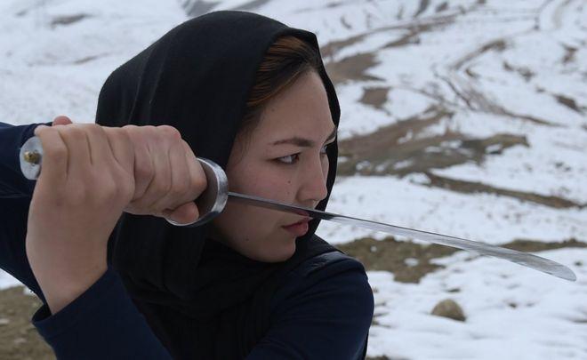 Afgan Ninja Kadınlar