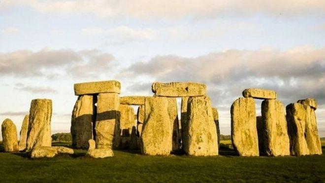 此前考古学家一直未能确定巨石阵萨森岩石的来源地