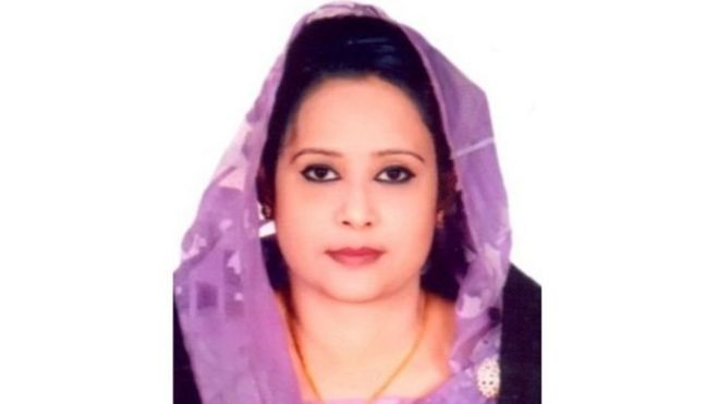 Tamanna Nusrat