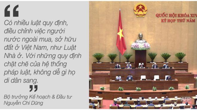 Ông Nguyễn Chí Dũng trả lời báo chí Việt Nam ngày 6/6