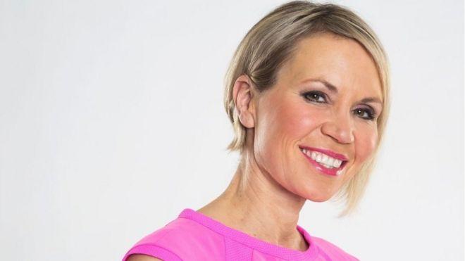 IMG DIANNE OXBERRY, Award-Winning BBC Television and Radio Presenter