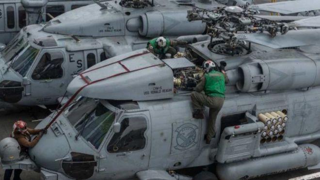 美国向印度出售反潜直升机 应对中国潜艇威胁