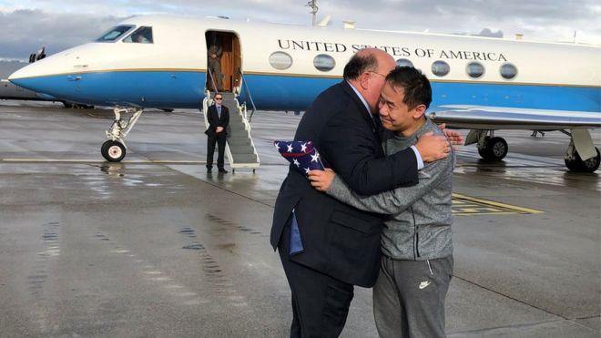 Ученого на ученого. США и Иран обменялись заключенными