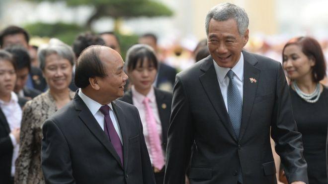 Thủ tướng Singapore Lý Hiển Long thăm Hà Nội, gặp Thủ tướng Nguyễn Xuân Phúc tháng Ba 2017