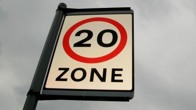 London 20mph plan: TfL green light plan after consultation