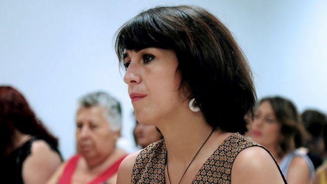 Juana Rivas.