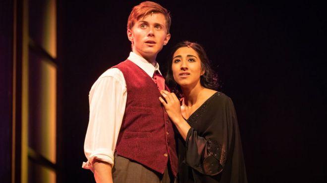 حب جبران خليل جبران الأول في مسرحية غنائية في لندن