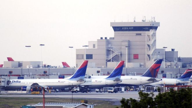 Atlanta's Hartsfield-Jackson international airpor