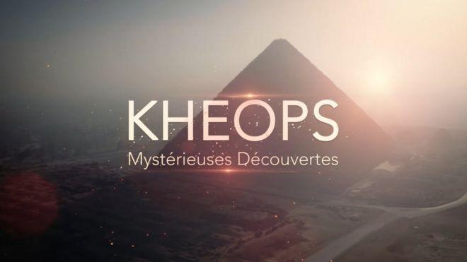 Cô gái gốc Việt và bí mật 1000 năm của Kim tự tháp Kheops