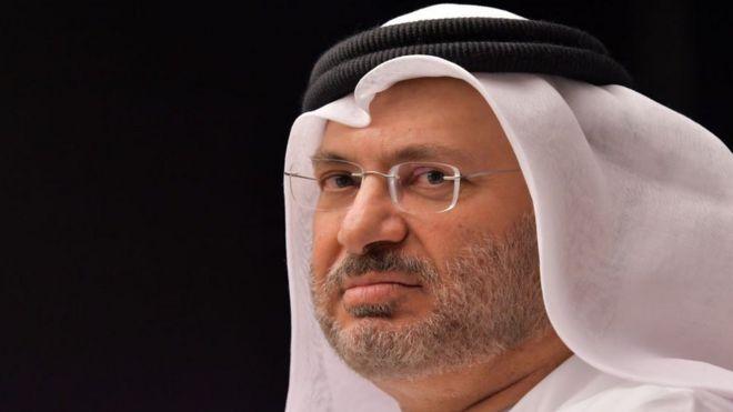 BAE'den Türkiye'ye uyarı: 'Arap ülkelerinin egemenliğine saygı duyun'