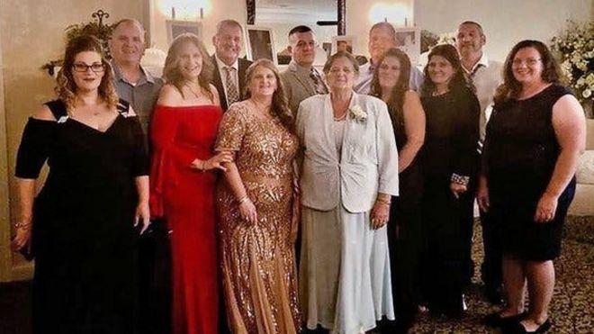 格蕾丝·富斯科和她的11个孩子