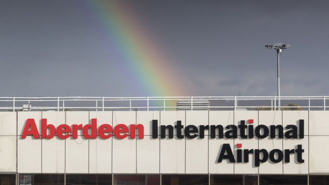 Strike ballot at Aberdeen and Glasgow airports over pay and pension