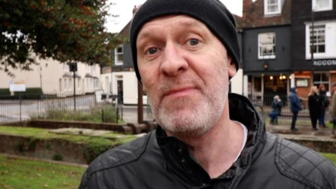Mark Gaisford postou vídeo sobre solidão nas redes sociais que viralizou