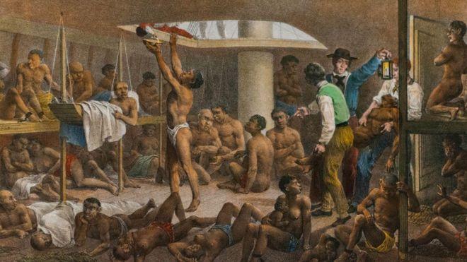 Barco esclavista