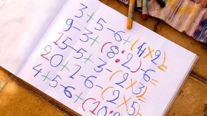 Resultado de imagen de signos matemáticos más  y menos