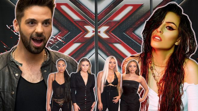 X Factor: Cher Lloyd and Ben Haenow on the show's future - BBC News