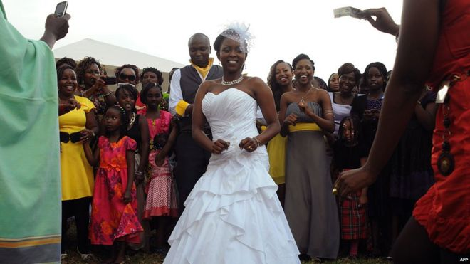 Bride Price Practices In Africa Bbc News