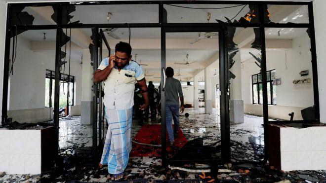 "Sri Lanka promete ""força máxima"" contra manifestantes"