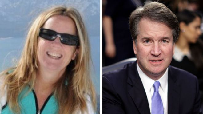 Image result for blasey ford picture