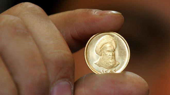 Iranda Bazı Merkez Bankalarından Daha Fazla Altın Stoklayan