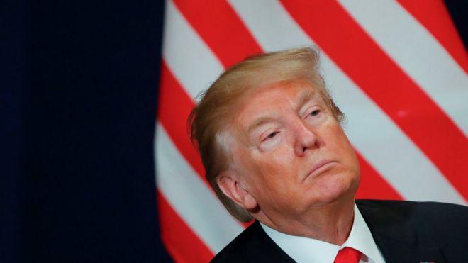 رئیسجمهور آمریکا خواستار بازگرداندن بیدرنگ مهاجرین غیرقانونی شد