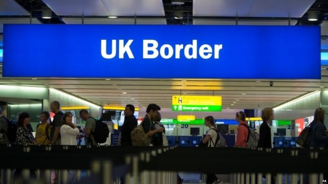 Leaked document shows United Kingdom will end free movement of labour after Brexit