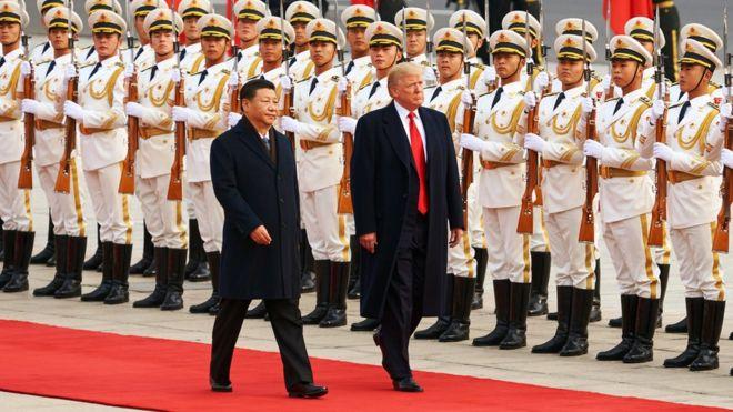 贸易战尚未结束 中国与美国的世界领导权之争已开始