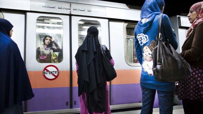 مترو أنفاق القاهرة