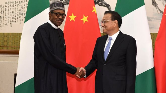 President buhari china borrow borrow money no be trap bbc news pidgin image copyright reuters image example china m4hsunfo