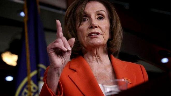 bà Nancy Pelosi,