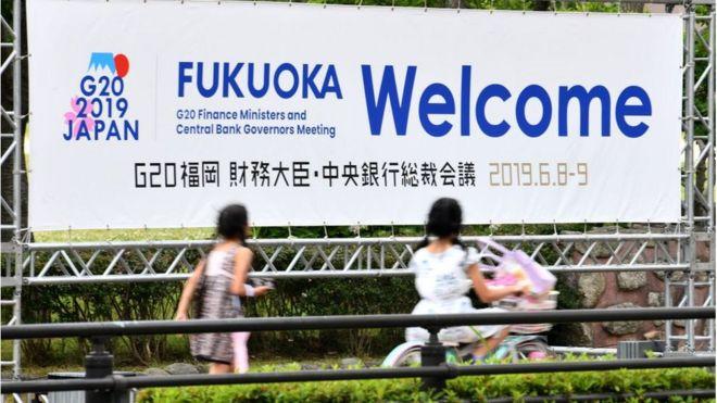Hội nghị Thượng đỉnh G20 sẽ được tổ chức tại thành phố Osaka, Nhật Bản từ ngày 27-29/6