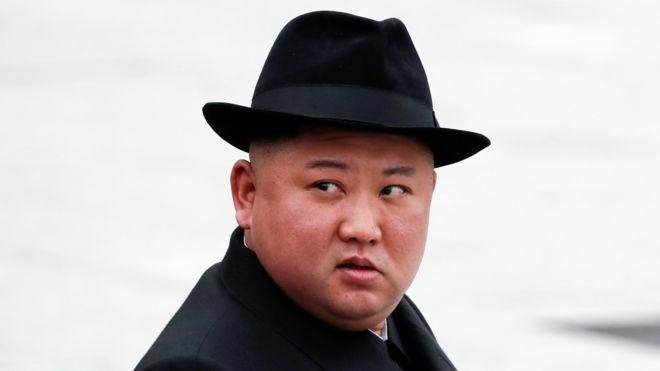 Hogaamiyaha Kuuriyada Waqooyi Kim Jong Un