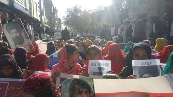 کوئٹہ، جبری گمشدگیاں
