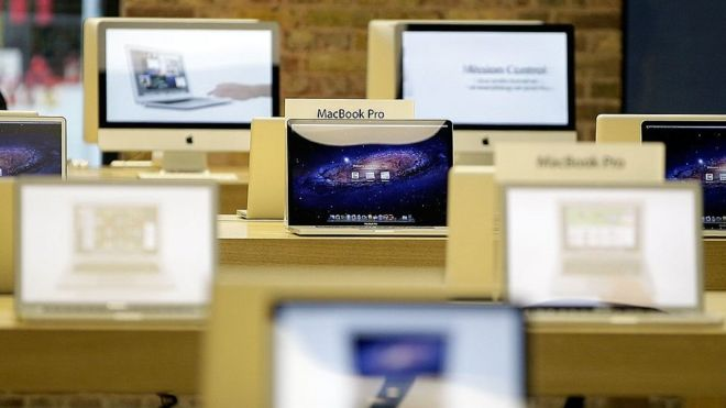 Apple Mac computers