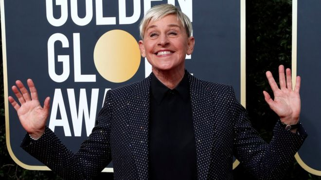 Ellen DeGeneres: Three producers fired over 'toxic workplace' claims