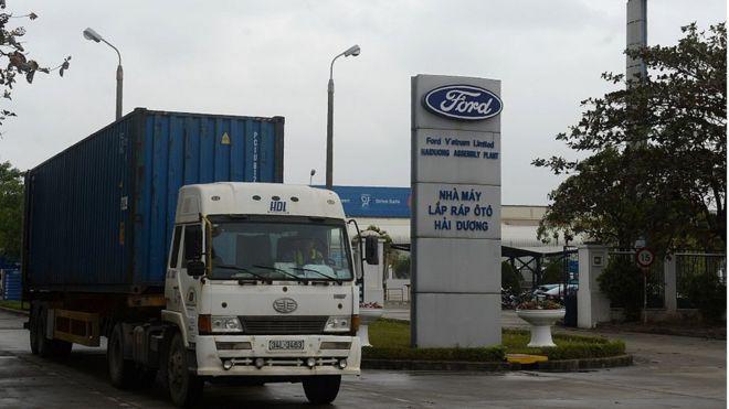 Công ty TNHH Ford Việt Nam