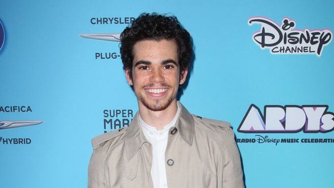 Cameron Boyce: Disney Descendants star dies age 20 - BBC News