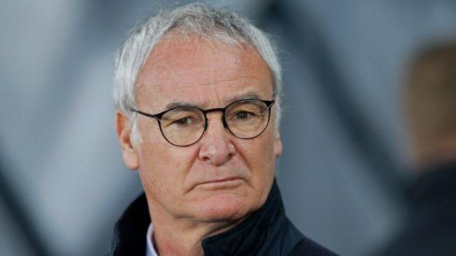 Meneja wa zamani wa Chelsea, Leicester na Fulham Claudio Ranieri