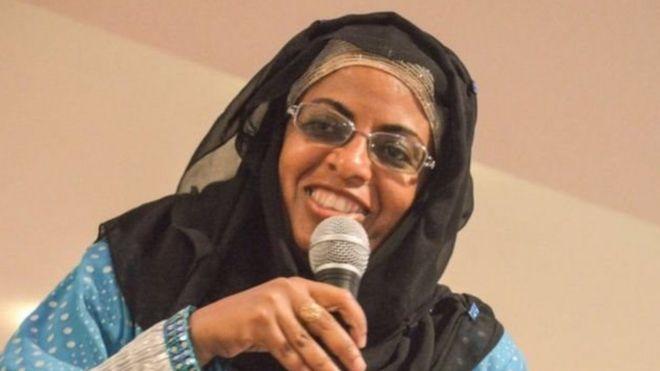 Mwili wa Mariam El Maawy hatimaye wazikwa jini Nairobi