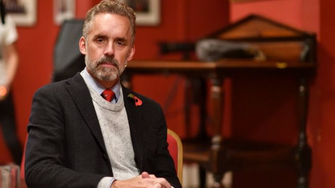 dobra sprzedaż dostępny sklep z wyprzedażami Dr Jordan Peterson: 'Anti-Islam shirt' behind fellowship U ...